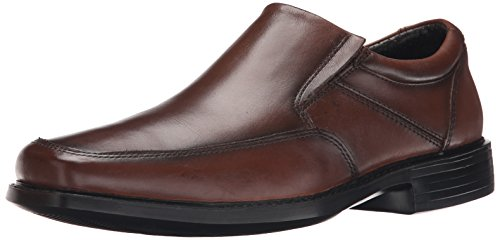 Dockers Men's Park Slip-On Loafer, Dark Tan, 13 M US