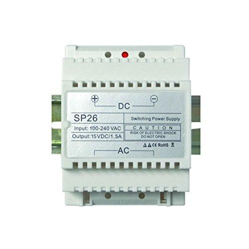 Hutschienen Netzteil, 230V / 12V DC 1A Stromversorgung Türsprechanlage Trafo