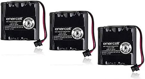 Enercell 3.6V 1200mAh Special price for a limited time NI-MH Cordless for Safety and trust Phone Battery Panasonic