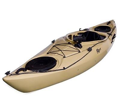 Enduro 12 Angler Riot Kayaks Sand 12ft Flatwater Fishing Kayak