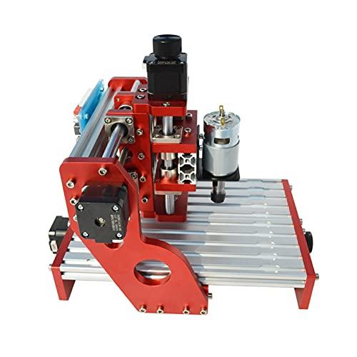 robots master ACTUALIZACIÓN CNC Grabador de Madera CNC Router CNC1419 Todos Málices Made Metal 1.1 Hobby DIY Máquina de Grabado para PCB de Madera PVC (Color : 2)