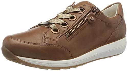 ara Damen OSAKA Sneaker, Braun (Cognac 73), 35 EU(2.5 UK)