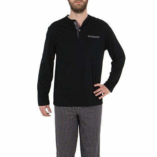 Eminence - pyjama long , M , Noir