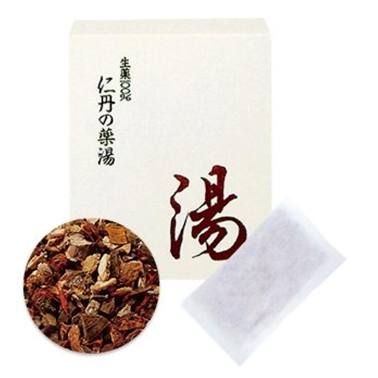 種をまく一般化するパトワ森下仁丹 仁丹の薬湯(ハード) 10包 医薬部外品