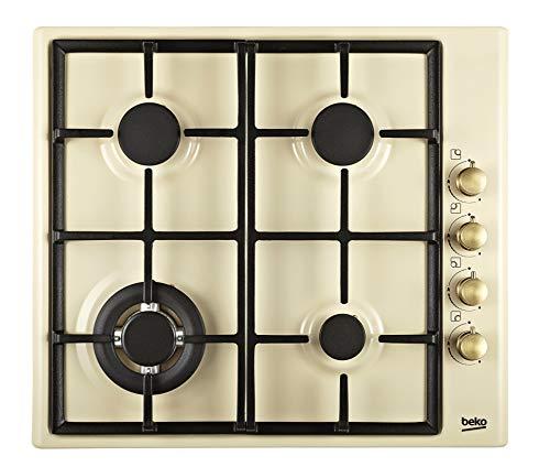 Beko Placa de cocina HIZG 64125 SCR 7754786705, 8600 W, diseño moderno