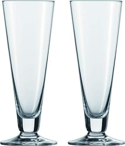 ショット・ツヴィーゼル(SCHOTT ZWIESEL) ビールグラス クリア 280ml BEER GLASS ピルスナーS P475676 2個入