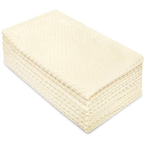ivory dish towel - 1