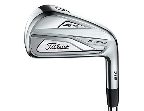 Mint Titleist 718 AP2 Single Iron Pitching Wedge PW 46° FST KBS Tour 120 Steel Stiff Right Handed 36.25in