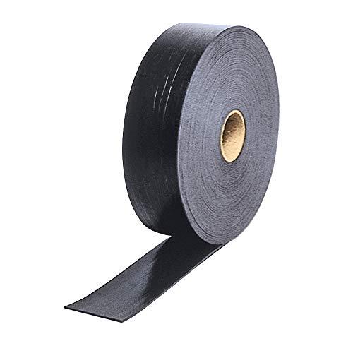 Knauf Dichtungsband zur Schall-Entkopplung und Geräusch-Abdichtung für Trockenbau-Systeme, selbstklebend – Dichtband speziell für Metall-Profile und Unterkonstruktionen,95 mm x30 m