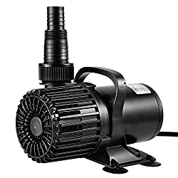VIVOSUN 2600 GPH Submersible Water Pump - Best Fish Pond Pumps