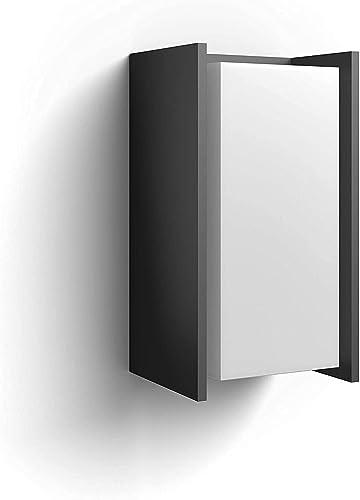 Philips Hue White TURACO Applique 1 X 9,5 W - Anthracite