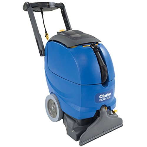 Best Buy! Clarke EX40 Bagless Self-Contained Carpet Extractor, 9 Gallon