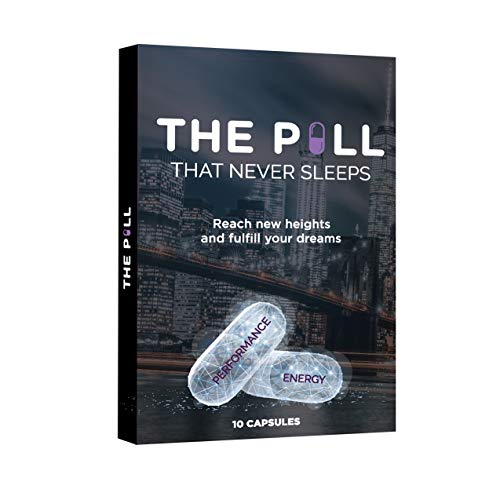 THE PILL That Never Sleeps, Fast Ac…