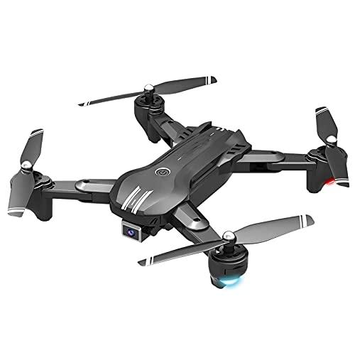 FMHCTN Drone per Fotografia Aerea Senza spazzole Gimbal autostabilizzante a Tre Assi Ritorno Automatico a casa Aereo telecomandato, Scatola di immagazzinaggio, Doppia Antenna
