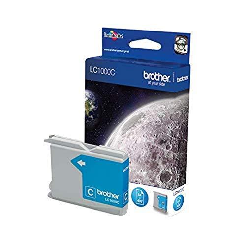 Brother LC-1000C Tinte cyan 400 Seiten DCP-130/330/540/750 MFC-240C/440/660