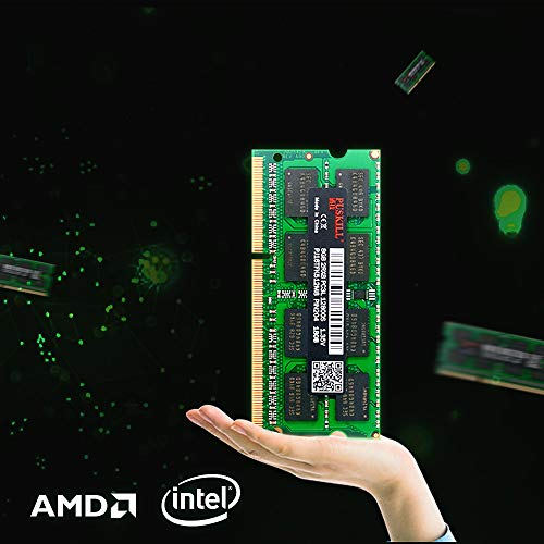 Hynix HMT41GS6BFR8A-PB 8GBDDR3L 1600MHz Modul, Arbeitsspeicher (8GB, 1x 8GB, DDR3L, 1600MHz, SO-DIMM 204-Pin)