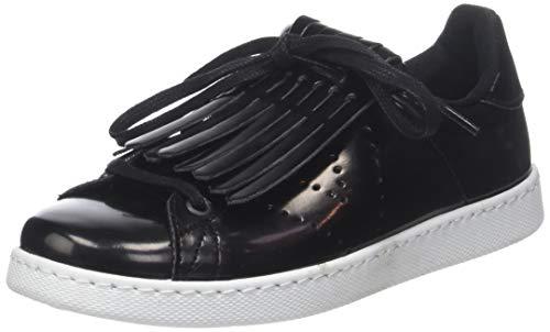 Victoria Deportivo Flecos Espejo, Zapatillas Mujer, Negro (Negro 10), 37 EU