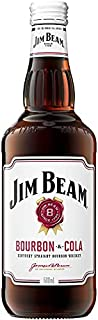 Jim Beam White & Cola 500mL 500mL Case of 12