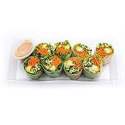 Kikka Garden Vegetable Salad Roll, 6 Oz