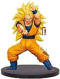 Byrhgood Regalos Dragon Ball Dokkan Batalla Collab Super Saiyan 3 Goku Figura de acción de colección for los Fans de Dragon Ball