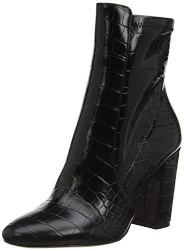 ALDO Damen AURELLA Stiefeletten, Schwarz (Black Nubuck 001), 41 EU