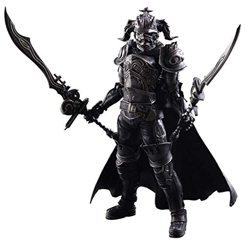 Final Fantasy 12 Grabanth Personaggi Figura Anime Sostituibili Mani E Armi