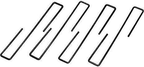 Hornady Universal Handgun Hangers, 95870, 4pk - Maximize Gun Safe Space with Easy Access Under Shelf Storage Gun Hangers -PVC Coated Steel Wire Pistol Holder Protect & Store 22 Caliber Handgun & More