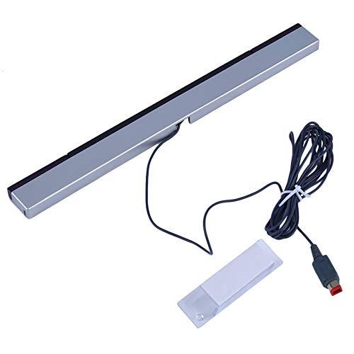 Kabelgebonden infrarood IR signaalstraalsensorstrip / -ontvanger voor de Nitendo Wii-afstandsbediening