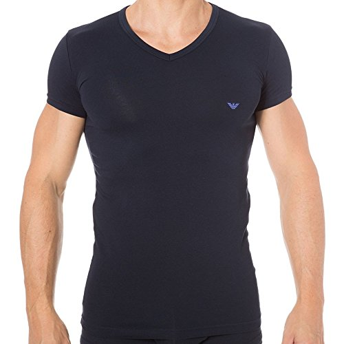 Emporio Armani Underwear 1108105A717 Intimo, Blu (Marine 00135), S Uomo
