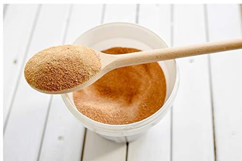 Hobbybäcker.de Brötchenbackmittel Enzyme Backmittel für kleine Brote, JETZT neue verbesserte Rezeptur, 400 g Dose