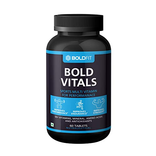 Boldfit Sports Multivitamins for men enriched with...
