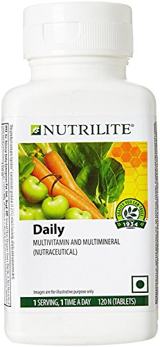 Nutrilite Cyber Breath Multivitamins and Multimineral Tablets -120 Tabs