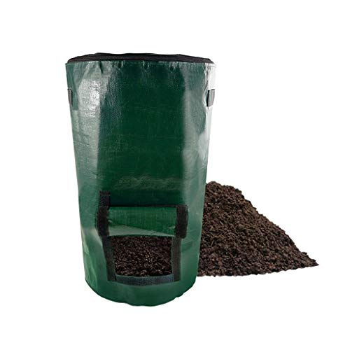 Best Price 54L Large-Capacity Thick Compost Bucket Kitchen Waste Compost Bin Household Plant Earthwo...