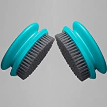 Laundry Brush Fur Household Wash Clothes Real Clean Brush Shoes Wash Shoes Special-Purpose Hard Hair Function Brush Bootpolish : Blue and2
