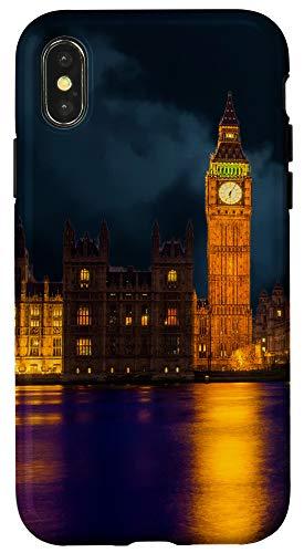 iPhone X/XS Big Ben London Night Case
