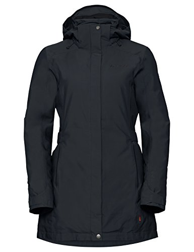 VAUDE Damen Skomer Winter Parka, schwarz(phantom black), 48