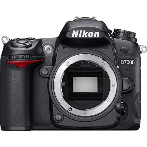 Nikon D7000 DSLR (Body Only) (Renewed)