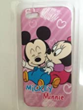 Disney Mickey & Minnie Mouse Soft Case for I Phone 5