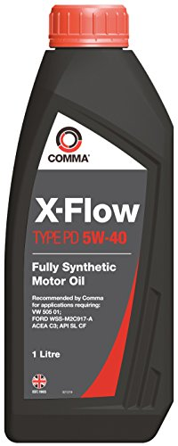 Comma XFPD1L X-Flow Type PD 5W-40 Synthetisches Motoröl 1 L
