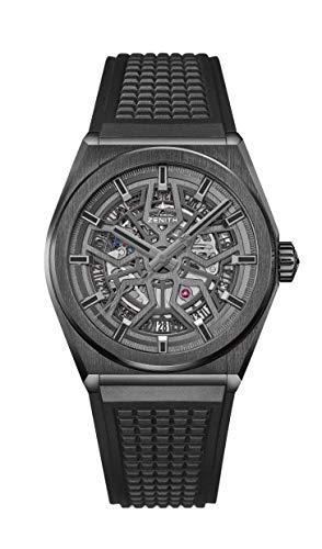 Zenith Novelty Defy Classic - Reloj de Pulsera para Hombre (41 mm, 49.9000.670/77.R782)