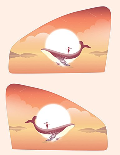 Baby voiture Stores – Automotive Rideau Protection solaire protection soleil véhicule fenêtre latérale Protection solaire isotherme Plaque Voiture Blind Rideau Magnétique Chariot Installatio