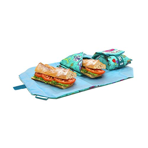 Roll'eat - Boc'n'Roll Kids Bolsa Merienda Infantil Porta Boc