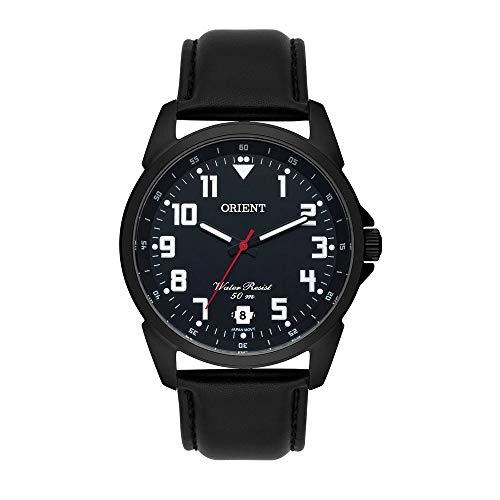 Relógio Masculino Orient Mpsc1009 p2px Pulseira de Couro