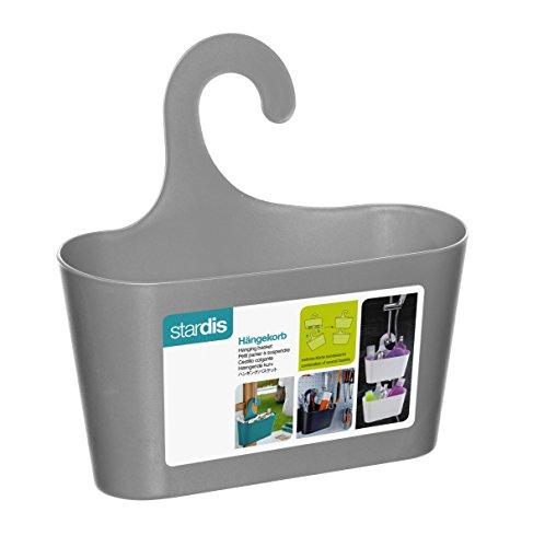 stardis -   Duschkorb Grau mit