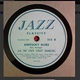 Barrel House Stomp / Kentucky Blues 78 RPM