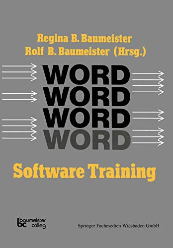 Word Software Training (German Edition)