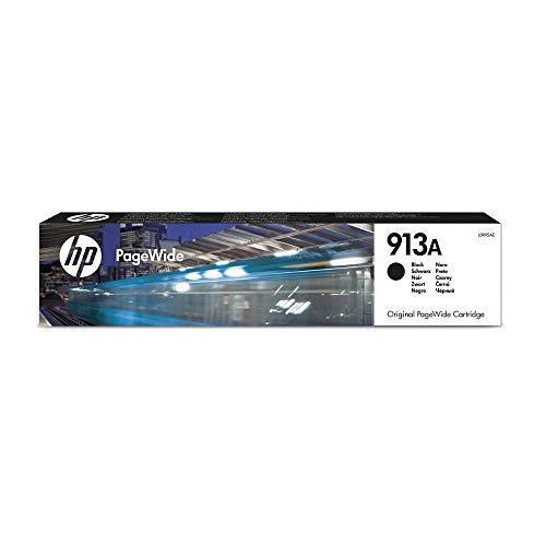 HP 913 Schwarz Original Druckerpatrone für HP PageWide