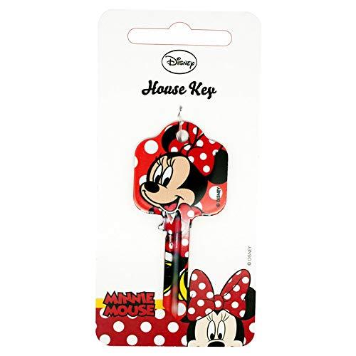 Disney Minnie Mouse UL2 Cylinder Key Bl