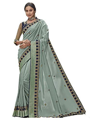 San Valentín Special Exclusivas Indias Mujeres Tradicionales Sarees 29