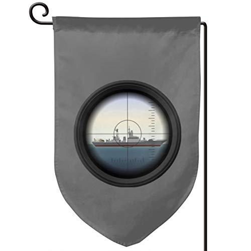 WUDAYI U-Boot-Periskop-Flagge, Bannerflaggen